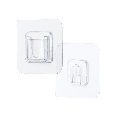 Double-Sided Adhesive Wall Hooks [FREE SHIPPING]