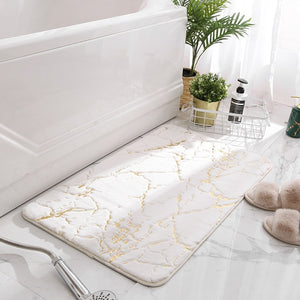 MARBLE BATHROOM MAT [FREE SHIPPING]