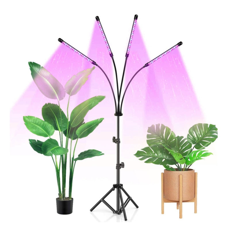 Grow Light For Indoor Plants - Upgraded Version 80 LED Lamps [FREE SHIPPING]