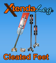 Load image into Gallery viewer, 1b)  #700 Xtenda-Leg® Ladder Leveler with CLEATED FEET