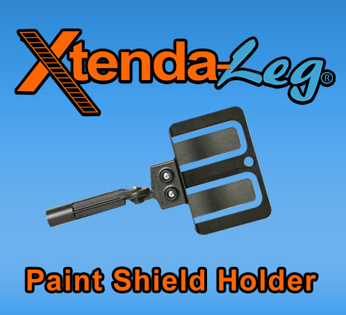 2a)  #750-740  PAINT SHIELD HOLDER