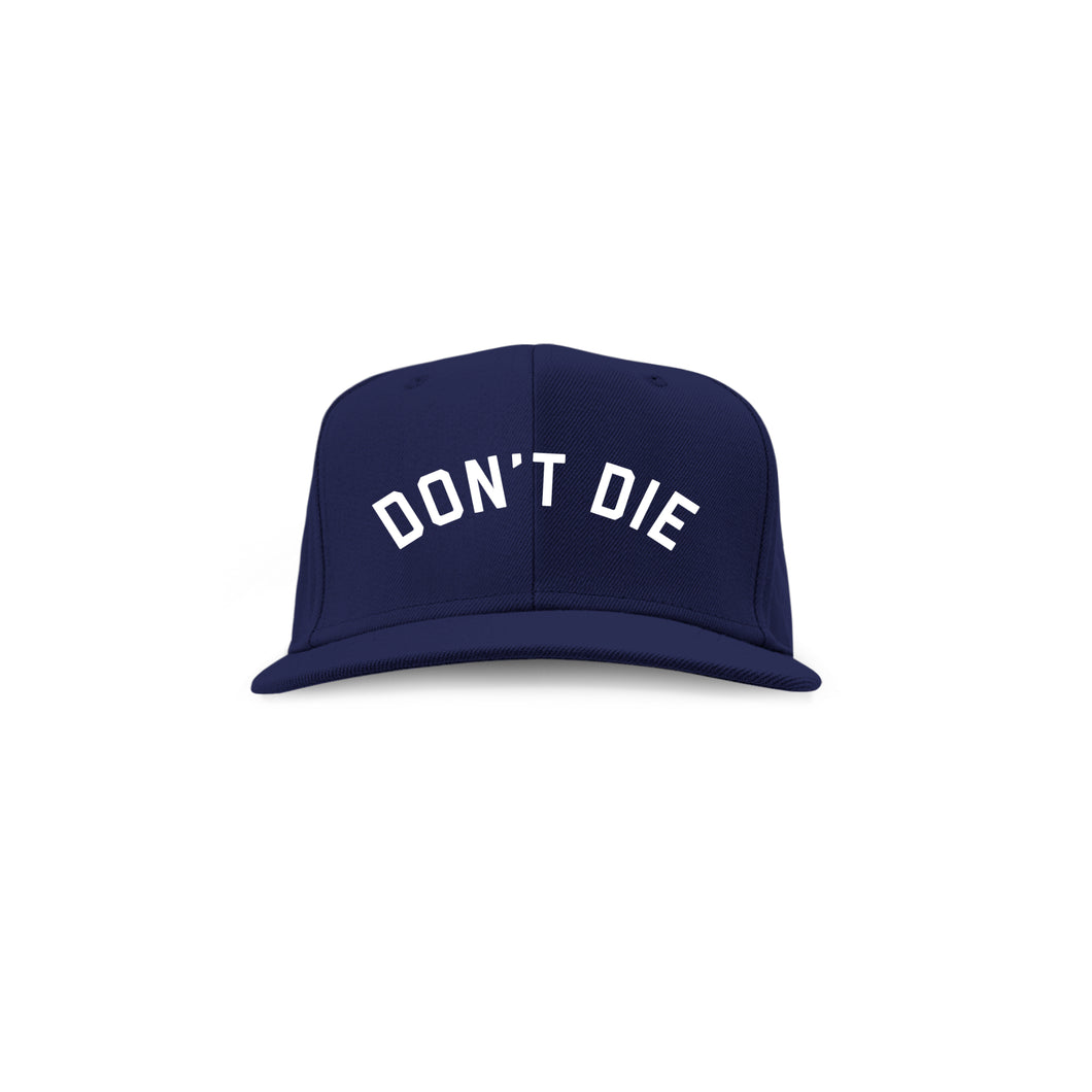 "Don't Die ""Uncle Big"" Edition Snapback"