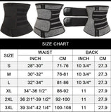 Neoprene Sauna Waist Trainer Corset Sweat Belt for Women