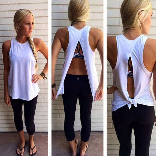 Sexy Basic Fashion Tanks Top