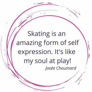 Figure Skating Quote Josée Chouinard