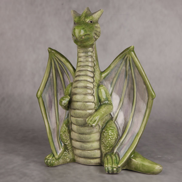 BLANK PYOP large dragon money bank 24cm tall