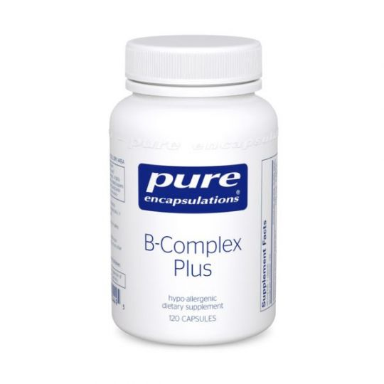 Pure Encapsulations B-complex Plus (60 caps)
