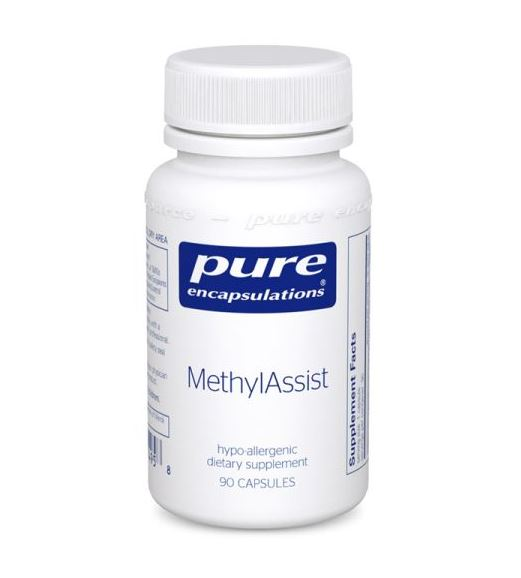 Pure Encapsulations Methyl Assist 90s
