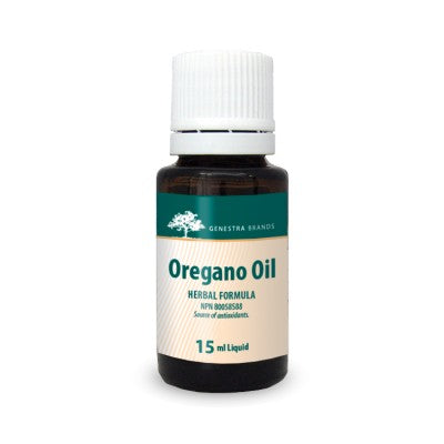 Oregano Oil with Carvacrol - Antimicrobial Formula
