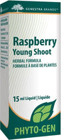 Raspberry Young Shoot