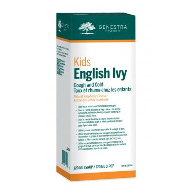 Kids English Ivy (Colds & Coughs)