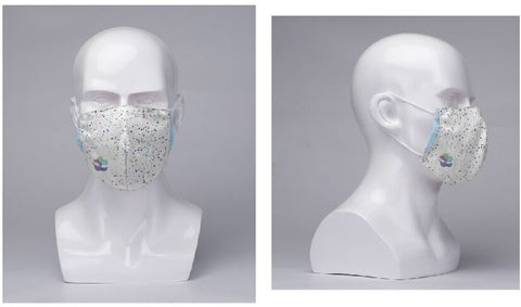 4-Ply Printed Mask