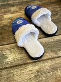 Custom Fuzzy Slippers