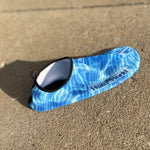 Custom Printed Aqua Water Shoe