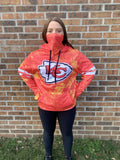 Custom Printed Hoodie With Gaiter