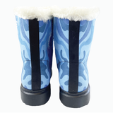Custom Boots With The Fur