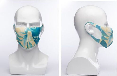 Polyester Ear Face Mask