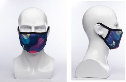 Stretch Polyester Mask