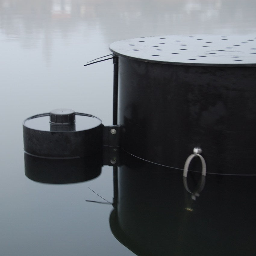 Tibean, Hypolimnic aerator for deep water