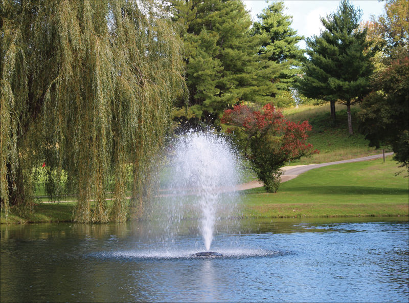 Kasco JF Multi-Nozzle Floating Fountains