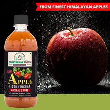 Load image into Gallery viewer, Apple Cider Vinegar with Mother, 500 ML