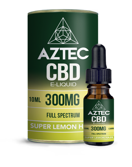 Aztec CBD Lemon Haze