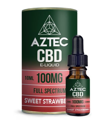 Aztec CBD Sweet Strawberry