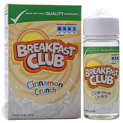 Cinnamon Crunch by Breakfast Club