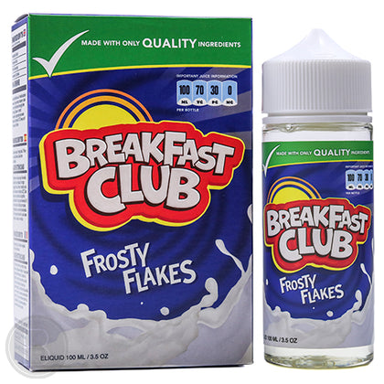 Frosty Flakes by Breakfast Club