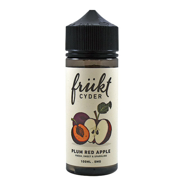 Frukt Plum Red Apple
