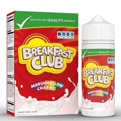 Marshmallow Charms by Breakfast Club