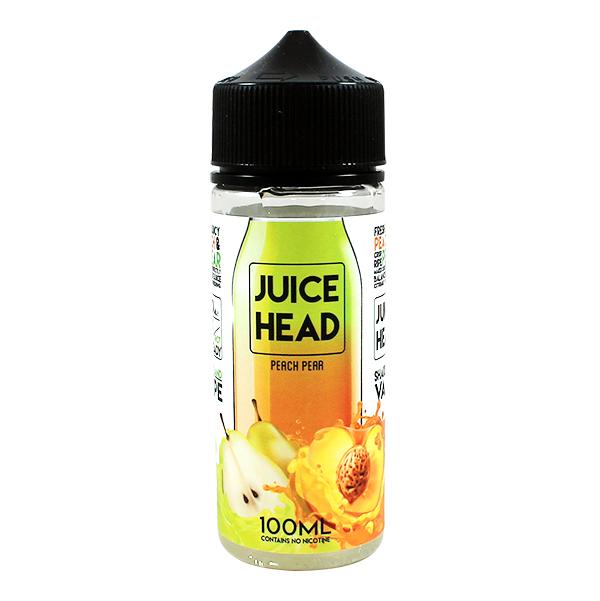 Juice Head Peach & Pear