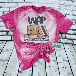 Weekly Packages WAP T-Shirt