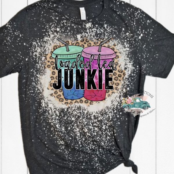 Tea Junkie T-Shirt