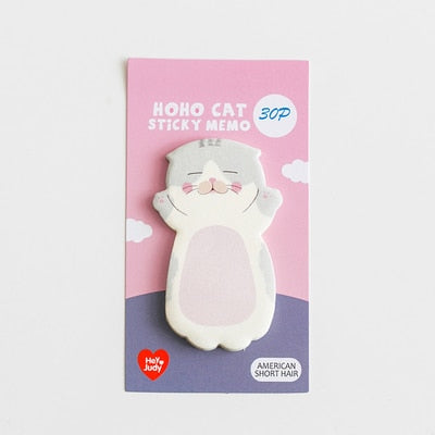 Cat Series Sticky Notes
