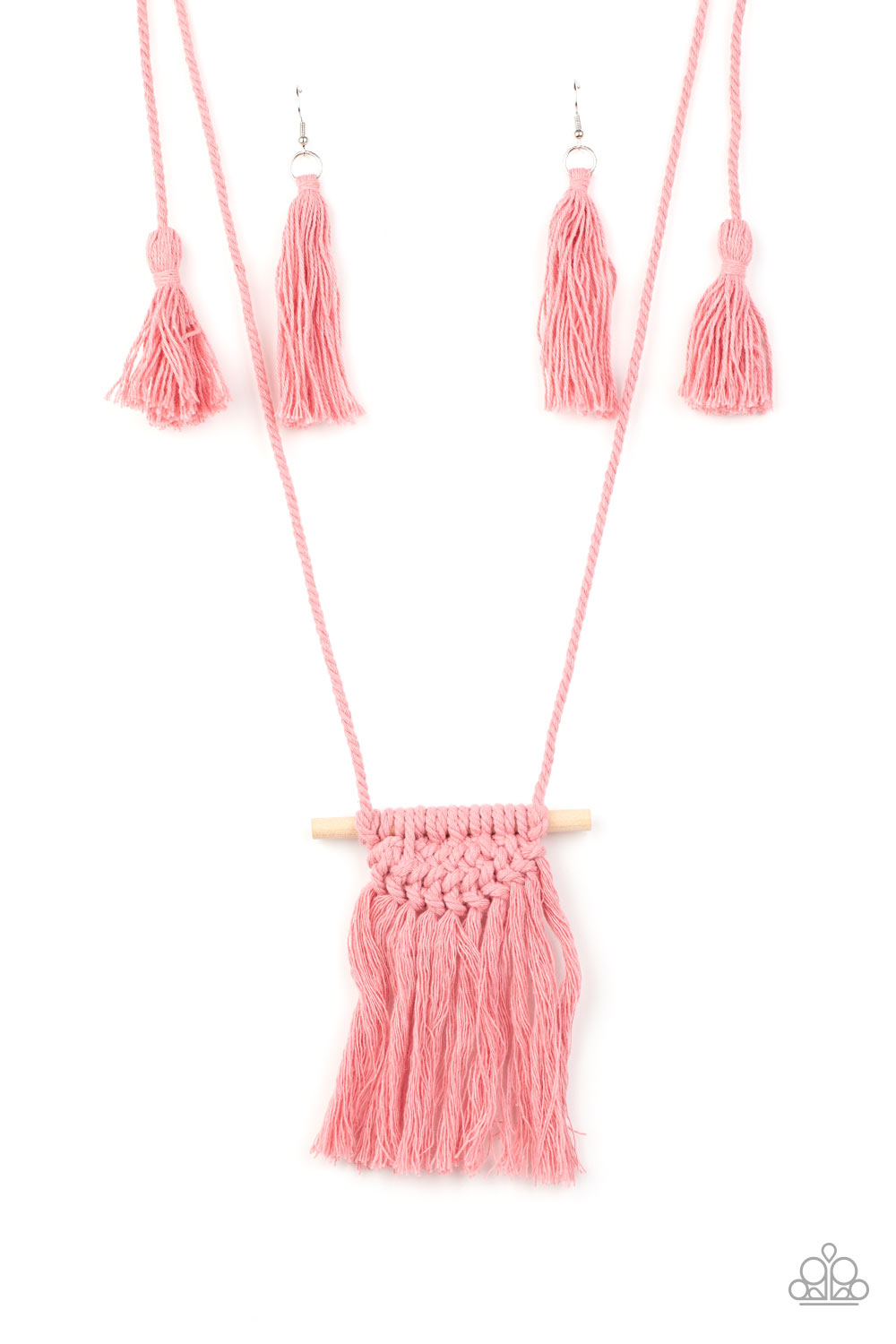 Between You and MACRAME - Pink