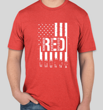 Load image into Gallery viewer, RED - Remember Everyone Deployed