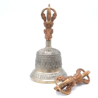 Bell and Dorje, vajra