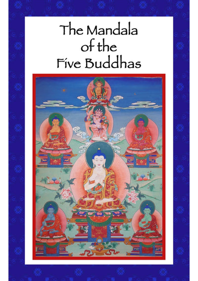 Mandala of the 5 Buddhas