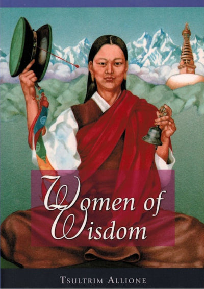 women of wisdom book Lama Tsultrim Allione
