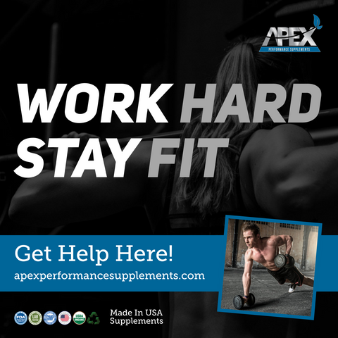 Work Hard Stay Fit
