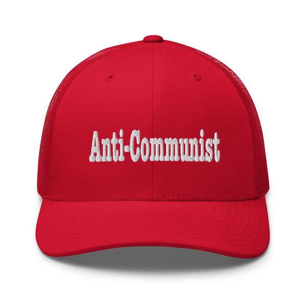 Anti-Communist Trucker Cap