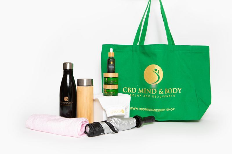 CBD Mind and Body Products