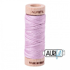 Aurifil Floss 2510 in Light Lilac
