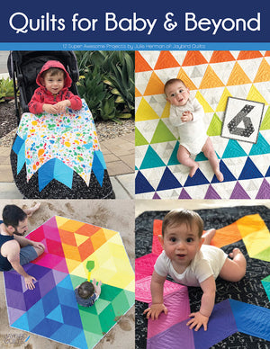 Jaybird - Quilts for Baby and Beyond Pattern Book
