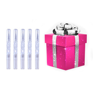 Special 5 Pack Teeth Whitening Pens with FREE GIFT