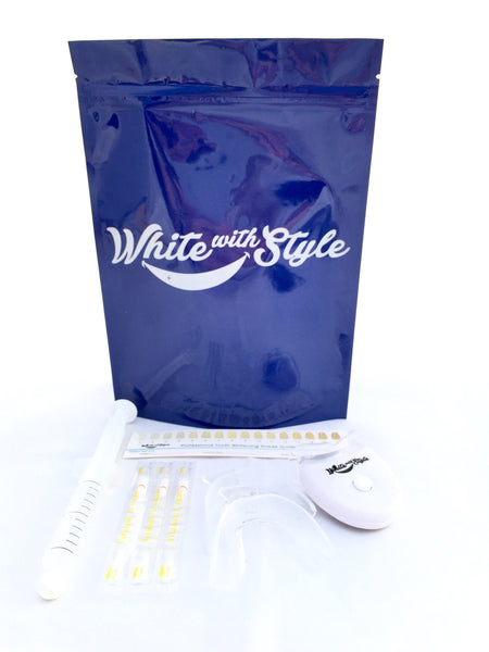 Sparkle White Teeth Whitening Kit