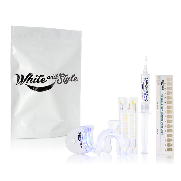 Easter Special Sparkle White Teeth Whitening Kit with Free Gift
