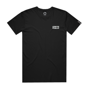 Ohms D88 T-Shirt (Black)