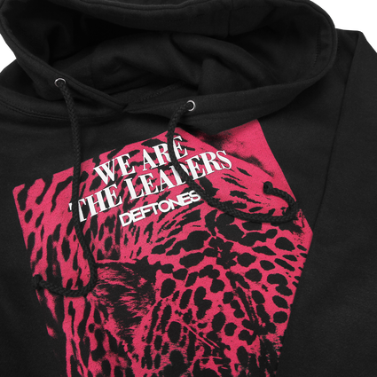 King of The Jungle Pullover Hoodie (Black)